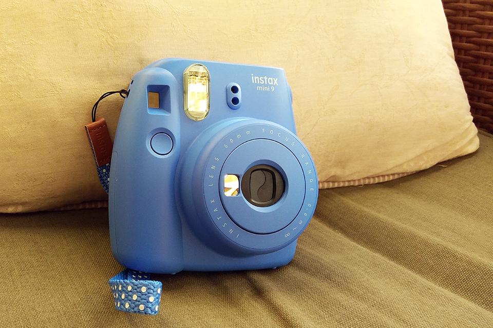 Fotografie Tipps Retro Bilder mit einer Sofortbildkamera Instax