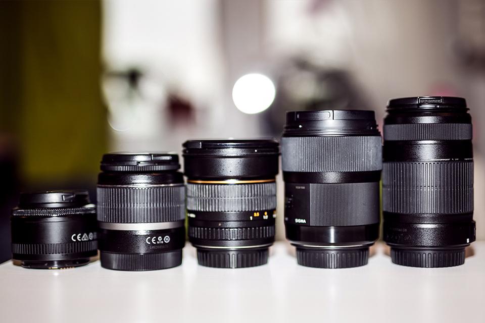 Fotografie Tipps So werden Deine Fotos scharf Objektive
