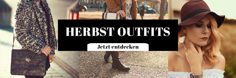Herbst Outfits für Damen Inspiration