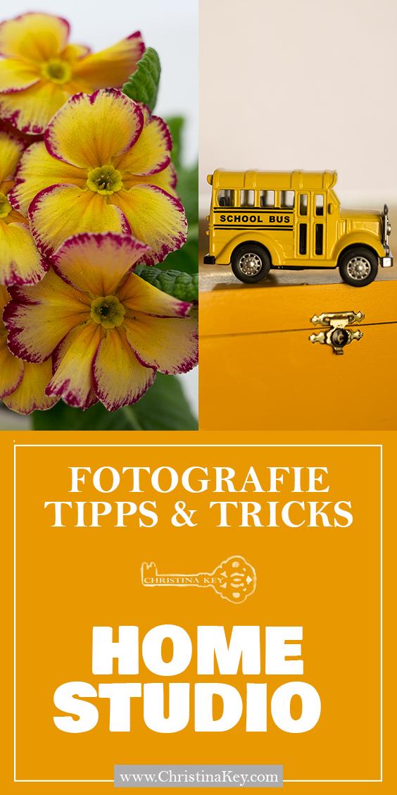 Home Studio DIY Fotografie Tipps