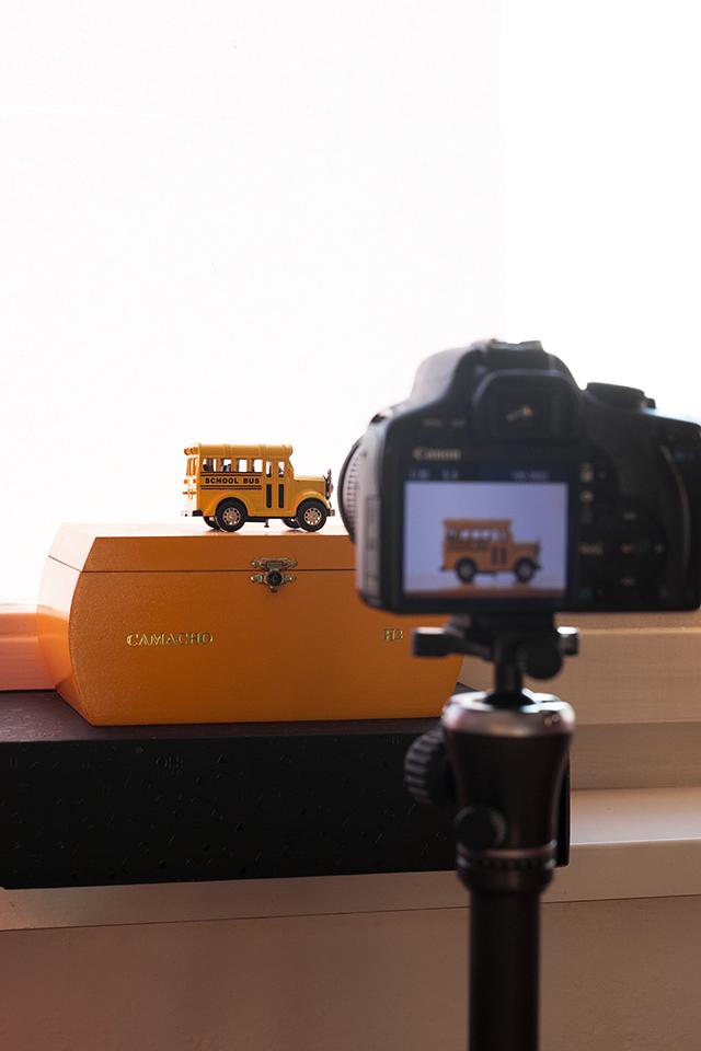 Home Studio Low Budget Fotografie Set Aufbau
