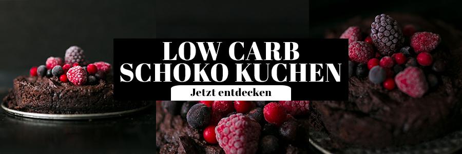 Low Carb Schoko Kuchen Rezept