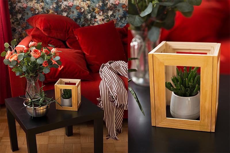 DIY Terrarium Bilderrahmen Ikea Hack Bild