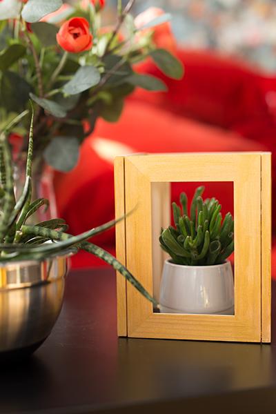 DIY Terrarium Bilderrahmen Ikea Hack zum