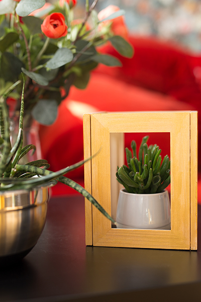 DIY Terrarium picture frame Ikea Hack Selfmade