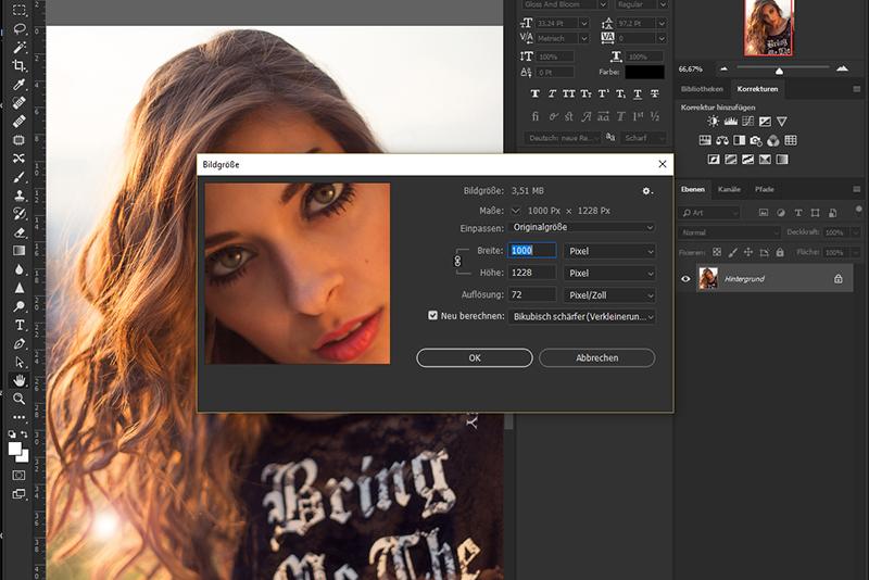 Die wichtigsten Shortcuts in Photoshop Tipps