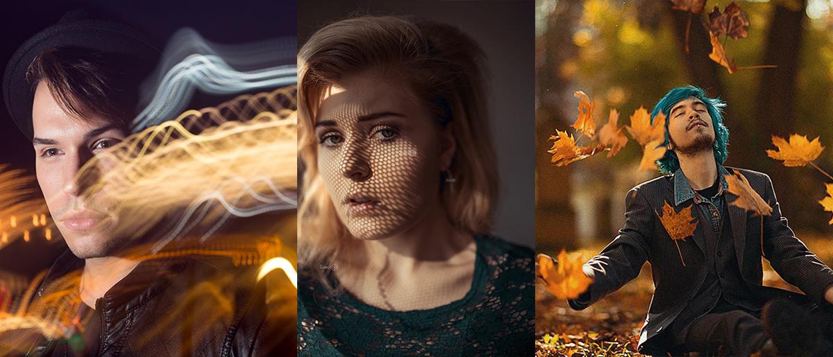 Photo Tips Portraits The Light photographs