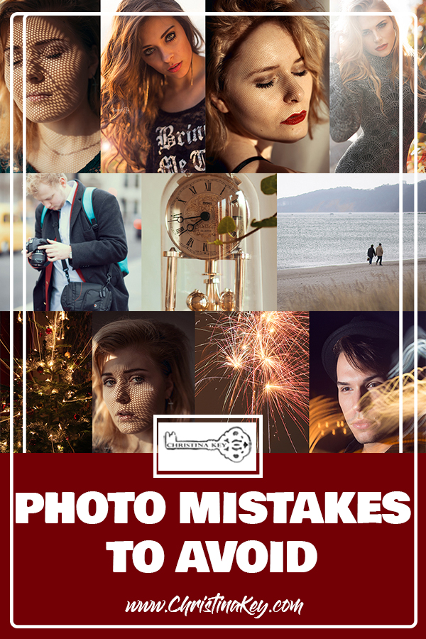 Photography tips - beginner mistakes & how to avoid them