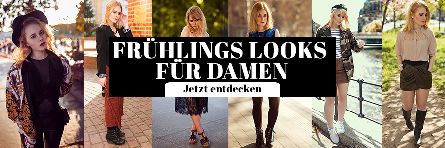 Damen Outfits Frühling Inspiration