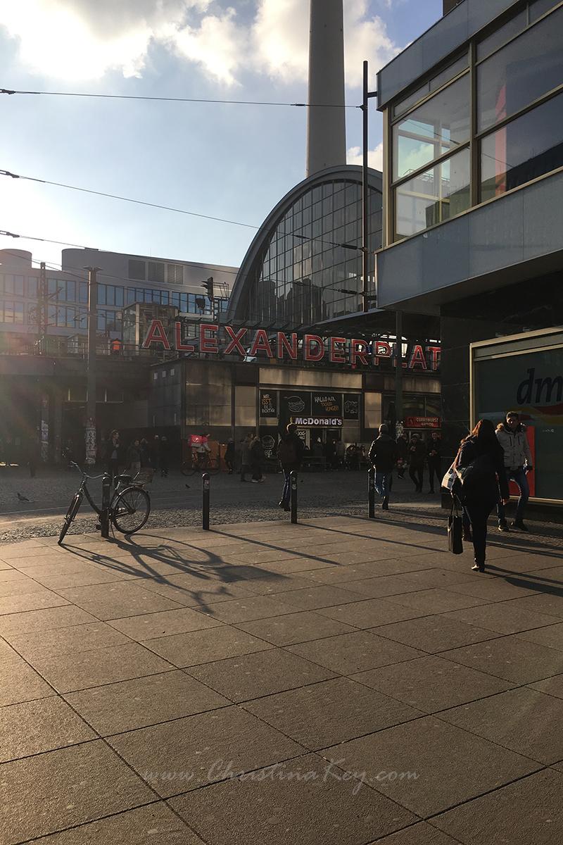 Foto Locations Berlin Alexanderplatz