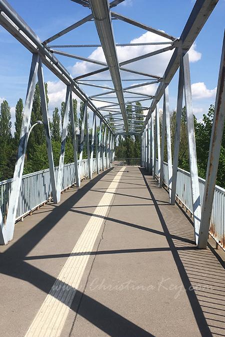 Foto Locations Berlin Betriebsbahnhof Schöneweide Brücke