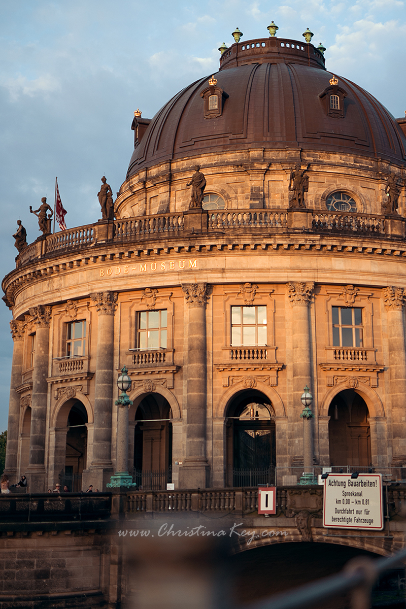 Foto Locations Berlin Bodemuseum