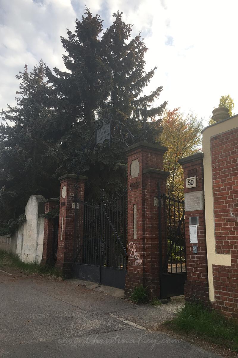 Foto Locations Berlin Friedhof Altglienicke