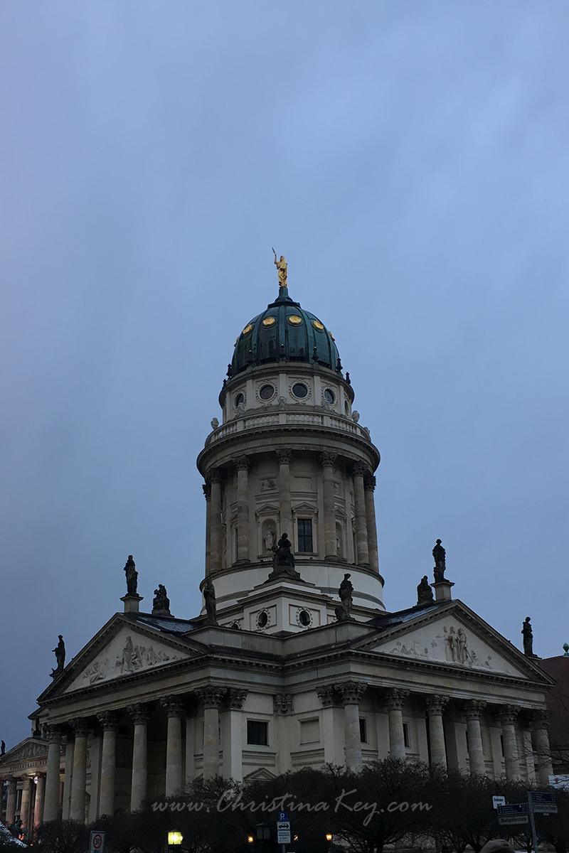 Foto Locations Berlin Gendarmenmarkt