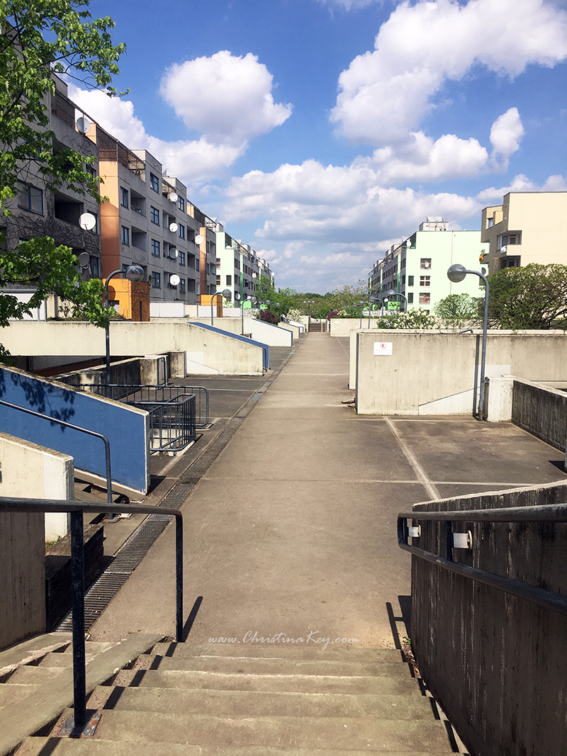 Foto Locations Berlin High Deck Siedlung Neuköln