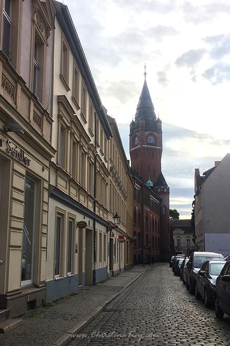 Foto Locations Berlin Köpenick Bürgeramt