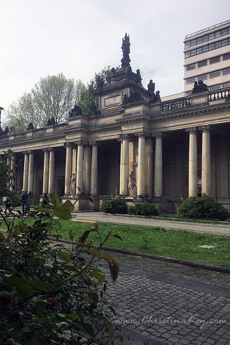 Foto Locations Berlin Kleist Park