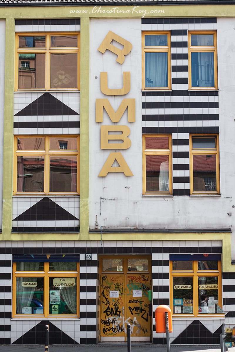 Foto Locations Berlin Rumba Baumschulenstraße