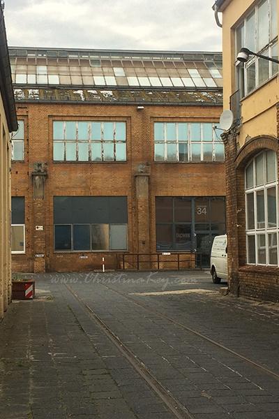 Foto Locations Berlin Schöneweide Künstler Ateliers