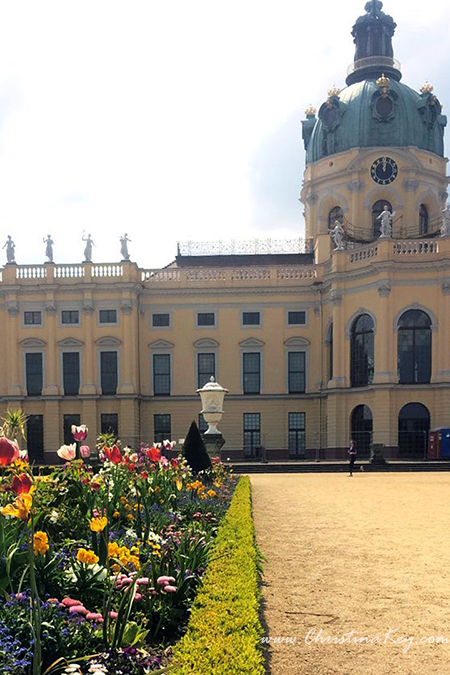 Foto Locations Berlin Schloss Charlottenburg