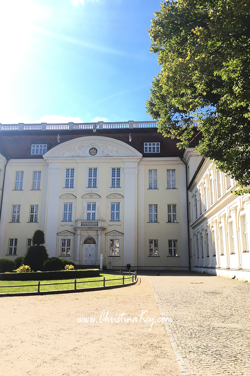 Foto Locations Berlin Schloss Köpenick