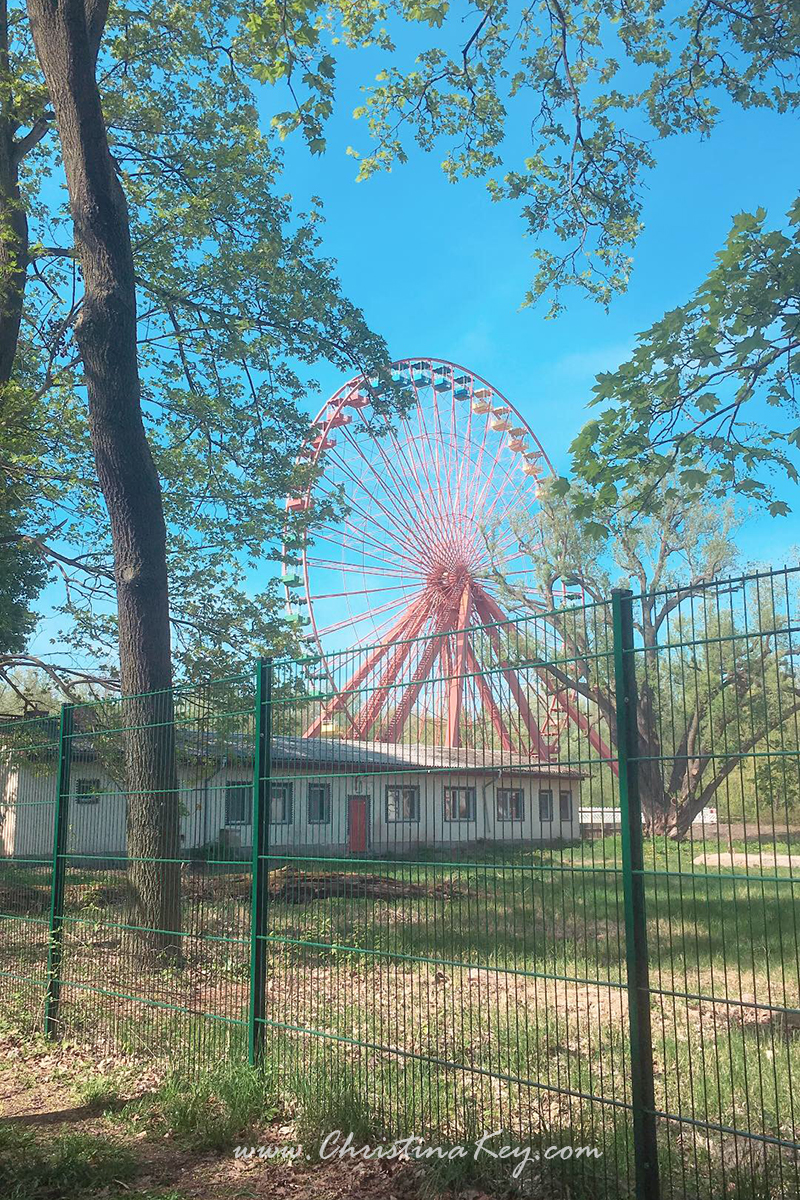 Foto Locations Berlin Spreepark