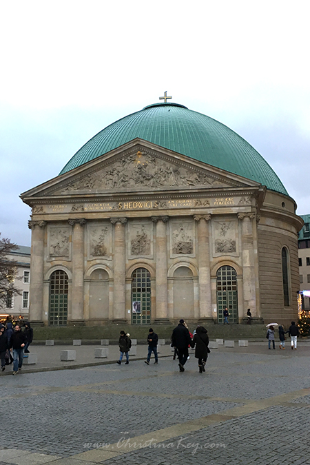 Foto Locations Berlin St Hedwig Kathedrale
