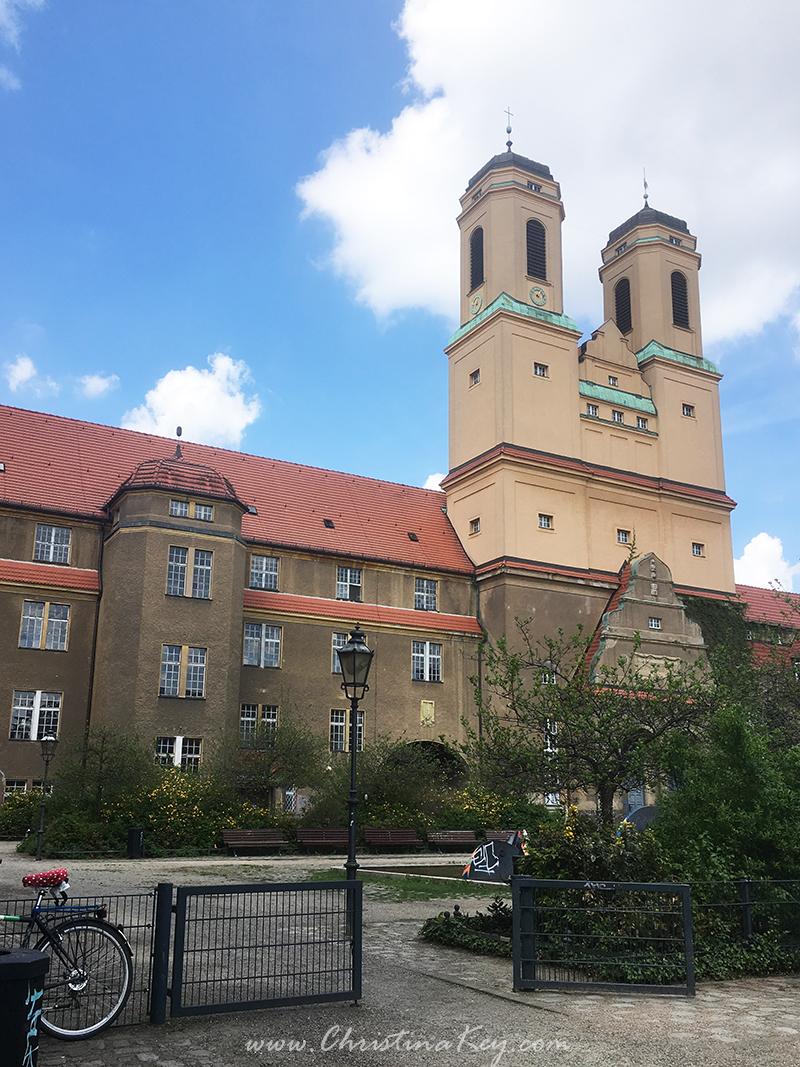 Foto Locations Berlin Volkshochschule Treptow Köpenick