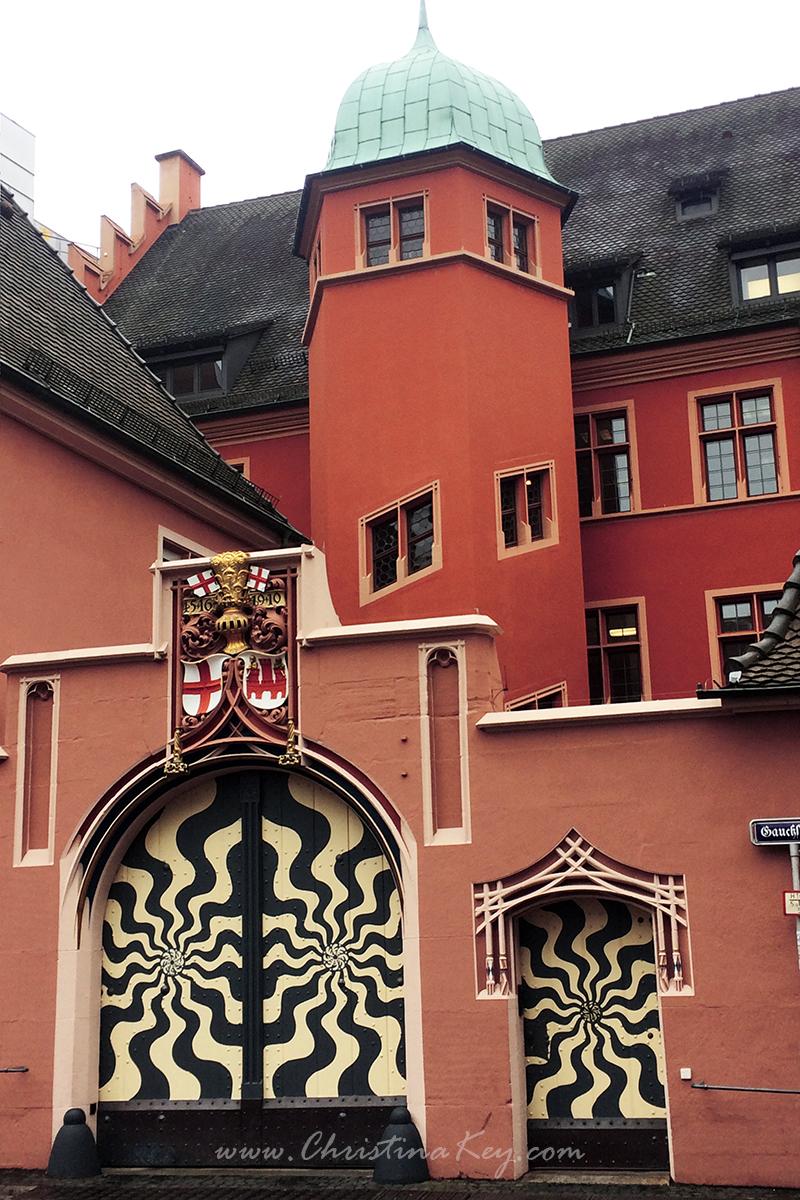 Foto Locations Freiburg Haus zum Walfisch