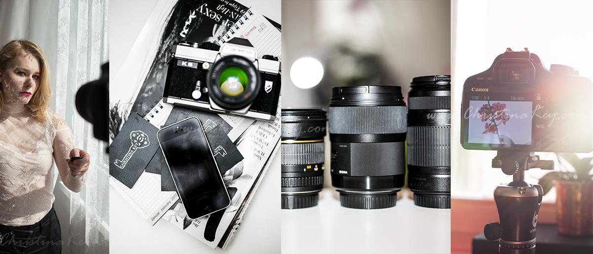 Fotos alleine machen Tipps Equipment