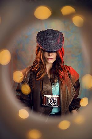 Fotos alleine machen Tipps Gegenlicht Foto Idee