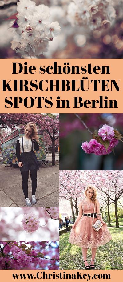 Kirschblüten Locations in Berlin
