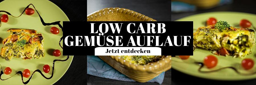 Low Carb Gemüse Auflauf Rezept
