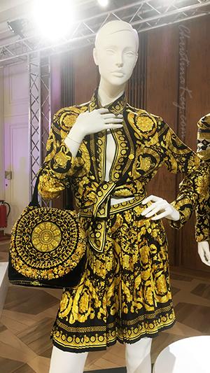 Versace Muster