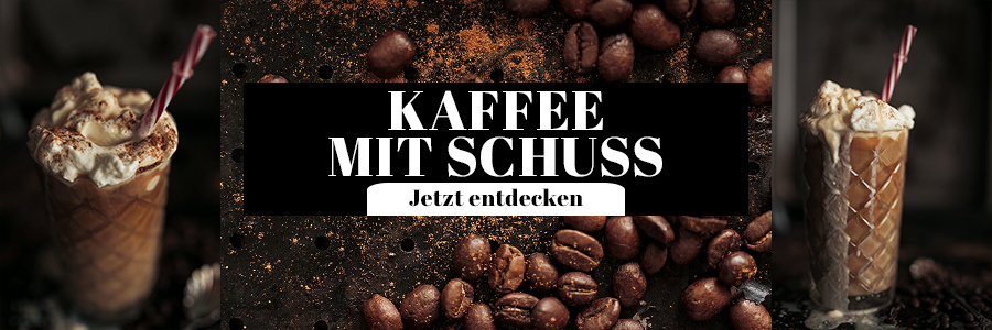 Kaffee mit Schuss Rezept Food Fotografie
