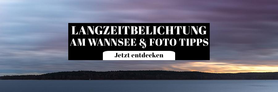 Langzeitbelichtung Fotografie Tipps