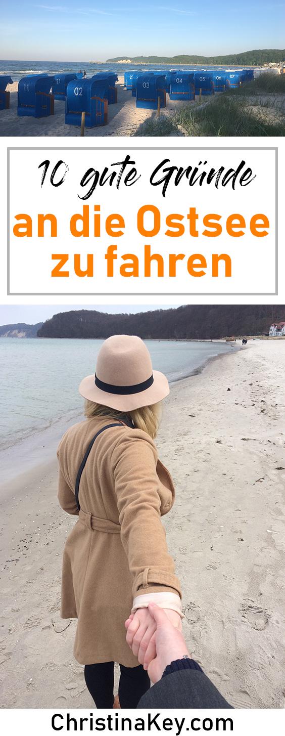 Ostsee Rügen Tipps