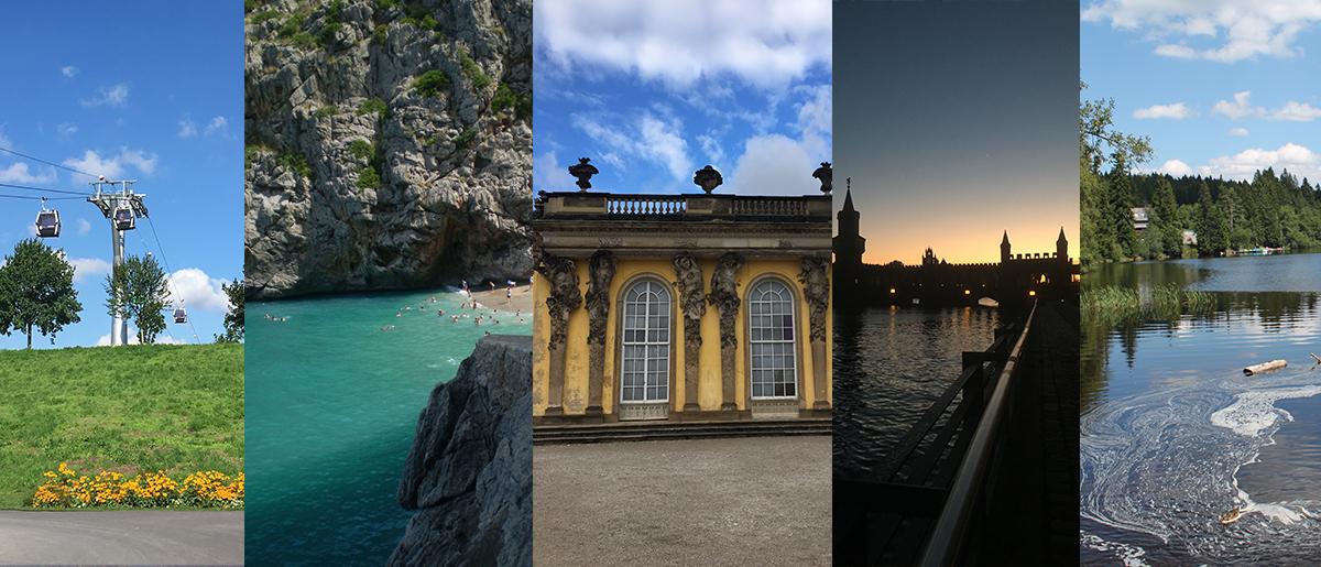 Perfekte Foto Location finden Beispiele Orte
