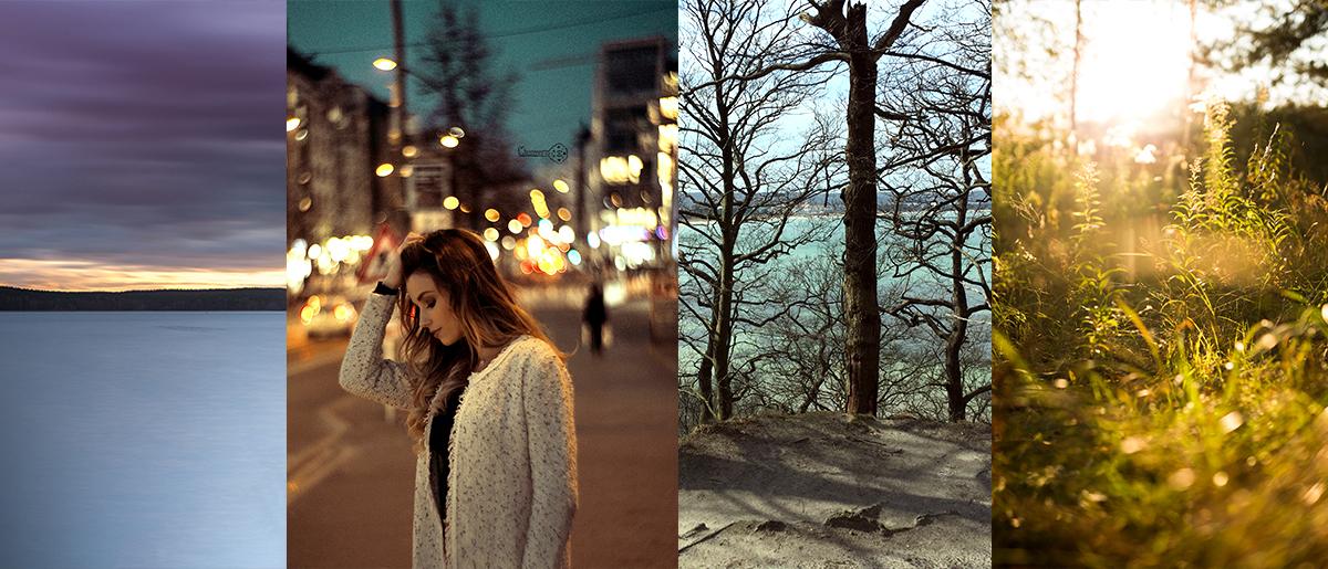 Perfekte Foto Location finden Licht