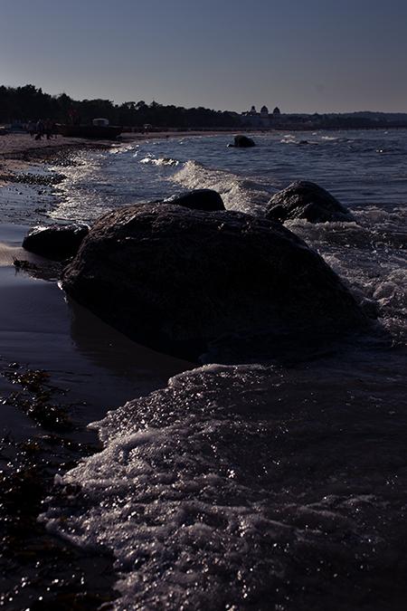 Von Meeres Rauschen und positiver Energie Binz