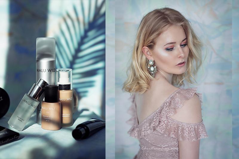 Zartes Frühlings Make Up mit Malu Wilz Inspiration