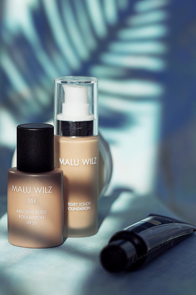 Zartes Frühlings Make Up mit Malu Wilz Produkte
