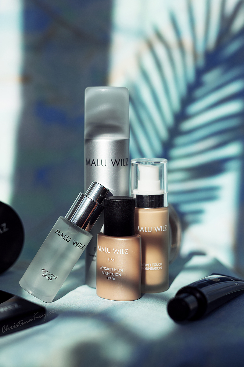 Zartes Frühlings Make Up mit Malu Wilz Produkten