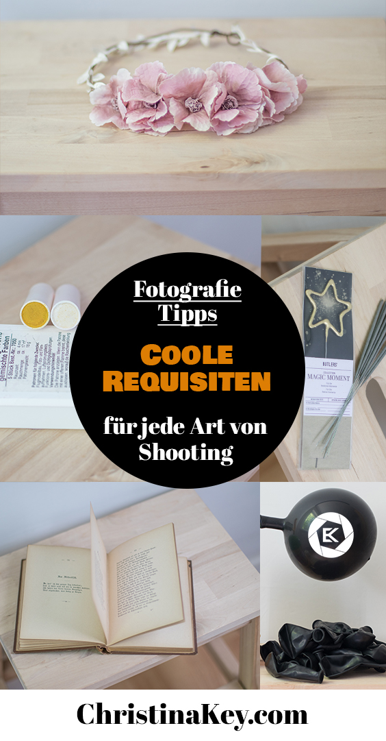 Coole Requisiten für Fotoshootings