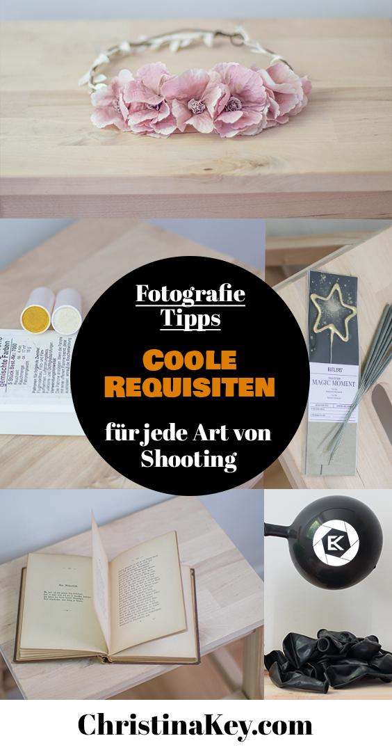 Coole Requisiten für Fotoshootings