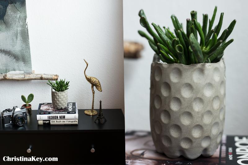 DIY Blumentopf Projekt