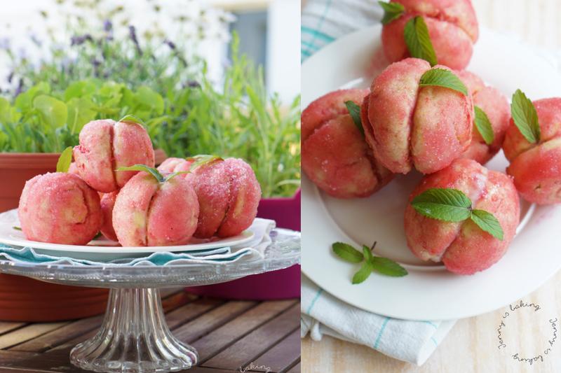 Pfirsich Kekse Rezept mit Bildern