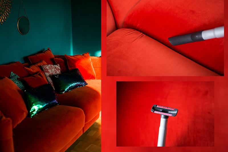Samt Sofa Pflege Tipps und Tricks