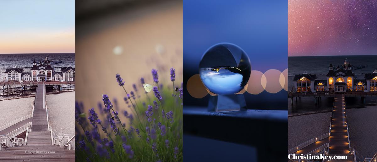 Urlaubsfotos Tipps für gute Fotos Tag und Nacht