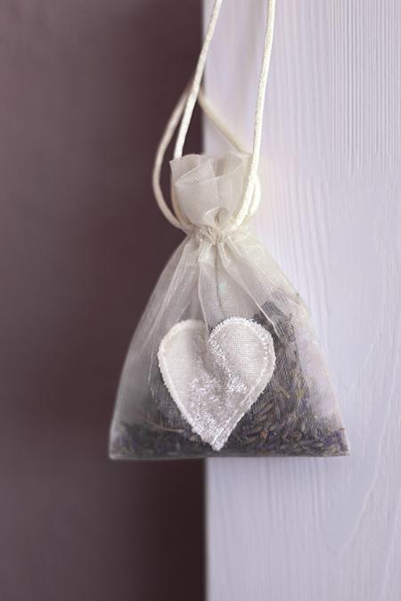 DIY Lavendel Säckchen als Raumduft